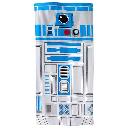 Toalla de playa Star Wars R2D2