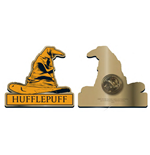Harry Potter Chapa Hufflepuff Sorting Hat Caja (12)