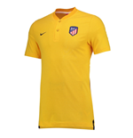 Polo Atlético Madrid 2017-2018 (Oro)
