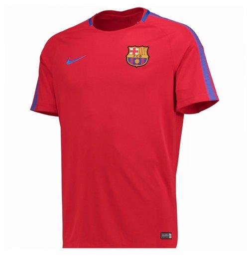 Compra Camiseta FC Barcelona 2017-2018 (Rojo) Original 1cd2340485639