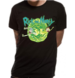 Camiseta Rick and Morty 270481