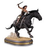 Wonder Woman Movie Estatua Deluxe 1/6 Wonder Woman on Horseback 45 cm --- DAMAGED PACKAGING
