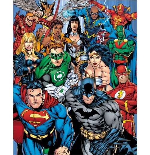 Póster Justice League 270644