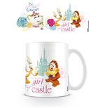 Taza La bella y la bestia - Be Our Guest Mug