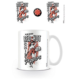 Taza Red Hot Chili Peppers 271120