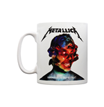 Taza Metallica - Hardwired Album
