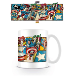 Taza Marvel Superheroes 271205