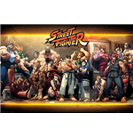 Póster Street Fighter 271583