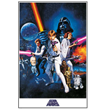 Póster Star Wars 271594