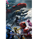 Póster Power Rangers  271606