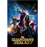 Póster Guardians of the Galaxy 271639