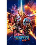 Póster Guardians of the Galaxy Vol. 2 - One Sheet - 61X91,5 Cm