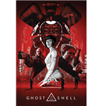 Póster Ghost in the Shell 271643
