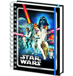 Cuaderno Star Wars 271655