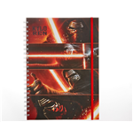 Cuaderno Star Wars 271685