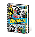 Cuaderno Batman 271708