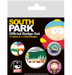 Pack Chapitas South Park