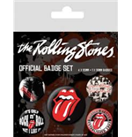 Pack Chapitas The Rolling Stones - Classic