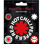 Pegatina Red Hot Chili Peppers 271871