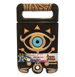 Legend of Zelda Breath of the Wild Bloc de dibujo Sheikah Slate