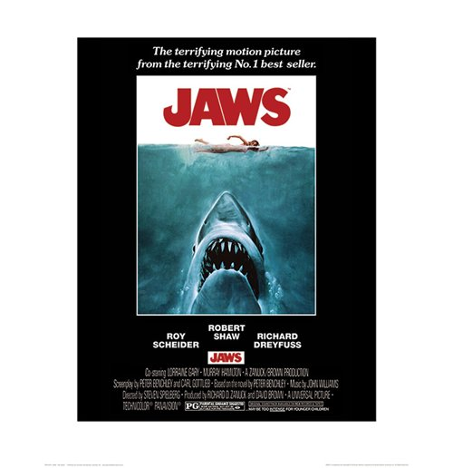 Póster Jaws 272434