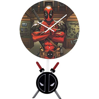 Reloj de pared Deadpool