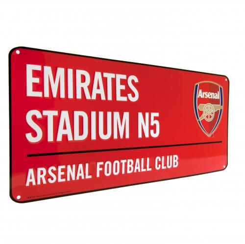 Placa Arsenal