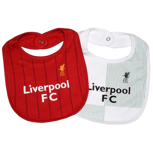Pack Baberos Liverpool FC