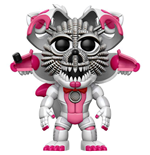 Five Nights at Freddy's POP! Games Vinyl Figura Jumpscare Foxy Summer Convention Exclusive 9 cm