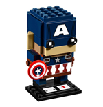 LEGO® BrickHeadz Captain America Civil War Capitán America