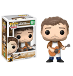Parks and Recreation POP! TV Vinyl Figura Andy Dwyer 9 cm