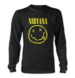 Camiseta manga larga Nirvana 273244