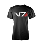 Camiseta Mass Effect 273266