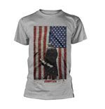 Camiseta Johnny Cash AMERICAN FLAG