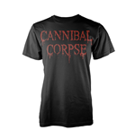 Camiseta Cannibal Corpse Dripping Logo