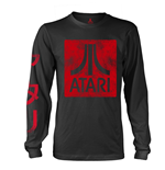 Camiseta manga larga Atari Box Logo