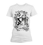 Camiseta The Nightmare Before Christmas SIMPLY MEANT TO BE