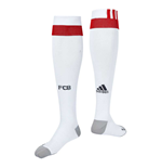 Calcetines Bayern de Munich 2017-2018 Third (Blanco)