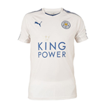 Camiseta 2017/18 Leicester City F.C. 2017-2018 Third