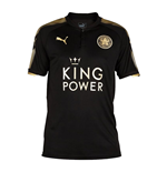 Camiseta 2017/18 Leicester City F.C. 2017-2018 Away de niño