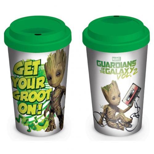 Taza de viaje Guardians of the Galaxy 2