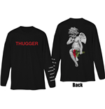 Camiseta manga larga Young Thug Thugger Angel