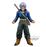 Dragonball Z Figura Super Master Stars Piece Trunks Manga Dimensions 24 cm