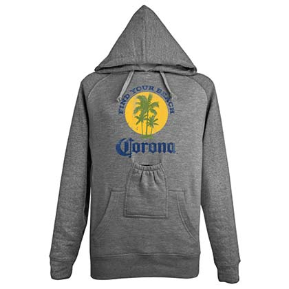 Sudadera Coronita Find Your Beach