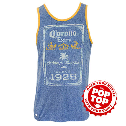 Camiseta de Tirantes Coronita Since 1925 Pop Top