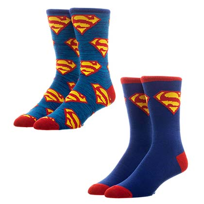 Calcetines Superman