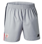 Pantalón corto Athletic Bilbao 2017-2018 Away
