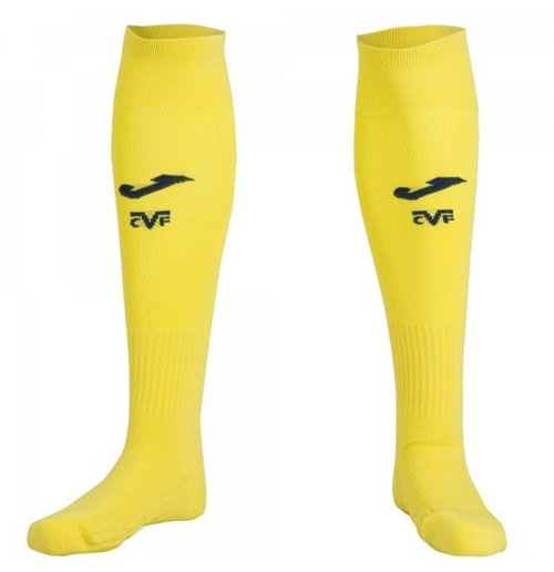 Calcetines Villareal 2017-2018 Home