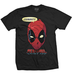 Camiseta Marvel Superheroes Deadpool Chump