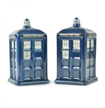 Doctor Who Salero y Pimentero Tardis